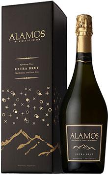 カテナ アラモス NEW売り切れる前に☆ 買取 エクストラ ブリュット ケショウバコイリ NV ワイン スパークリング アルゼンチン 白 メンドーサ