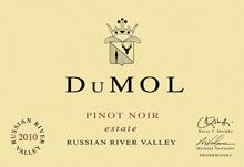●デュモル ピノノワール エステート ロシアンリヴァーヴァレー[2013]赤(750ml) Dumol PinotNoir Estate Russian River Valley[2013]