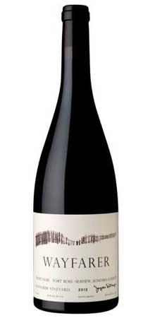 ●ウェイフェアラー ヴィンヤード ピノノワール ペイジズ リッジ[2012] Wayfarer Vineyard PinotNoir Paige's Ridge[2012]