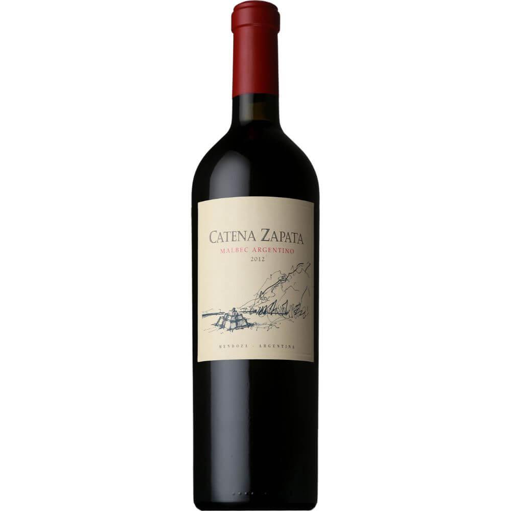 ■【お取寄せ】カテナ カテナ サパータ マルベック アルヘンティーノ[2012] [ ワイン 赤ワイン アルゼンチン メンドーサ ]