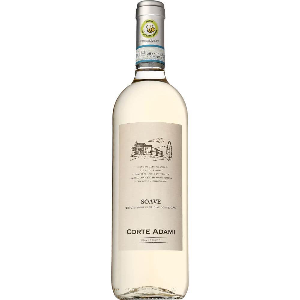 ■お取寄せ コルテ 開店祝い アダミ ソアーヴェ 2020 イタリア 白 ヴェネト ワイン 定番キャンバス