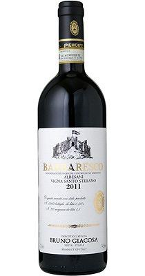 ■ブルーノ・ジャコーザ バルバレスコ アルベサーニ・サント・ステファノ[2011](750ml)赤 Casa Vinicola Bruno Giacosa Barbaresco Albesani Santo Stefano[2011]【出荷:7~10日後】