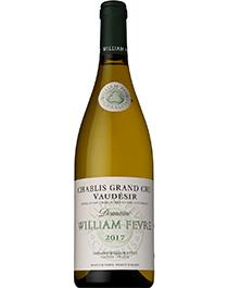 ■【お取寄せ】ドメーヌ ウィリアム フェーブル シャブリ グランクリュ ヴォデジール[2017] [ ワイン 白ワイン フランス ブルゴーニュワイン ]