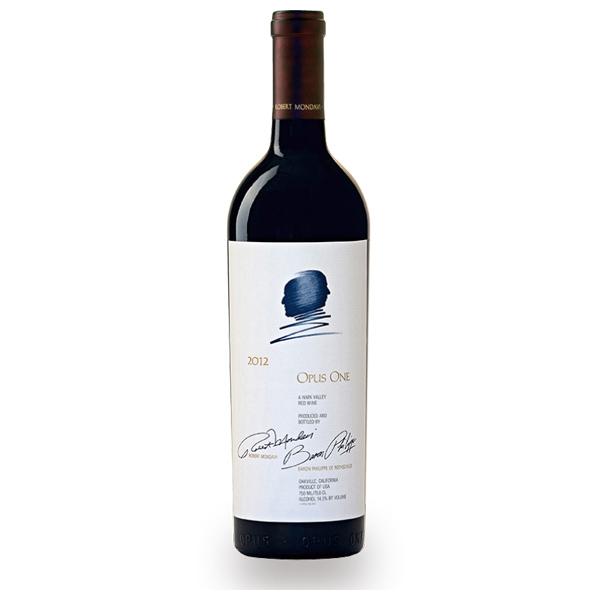 オーパス ワン[2012] [ ワイン 赤ワイン カリフォルニアワイン ナパバレー ナパヴァレー ]