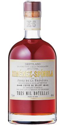 ■ヒメネス・スピノラ ブランデー ソレラ 1948 NV(700ml) Bodegas Ximenez-Spinola S.L. Brandy Solera 1948 NV【出荷:7~10日後】