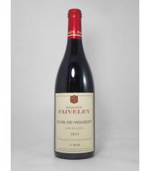 ■フェヴレ クロ ド ヴージョ グラン クリュ[2014]赤(750ml) FAIVELEY Clos de Vougeot Grand Cru[2014]【出荷:7~10日後】