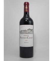 ■シャトー ポンテ カネ[2012]赤(750ml) Bordeaux Pauillac Ch.Pontet Canet[2012]【出荷:7~10日後】