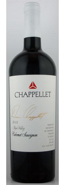 ■シャペレ・シグニチャー・カベルネソーヴィニヨン [2014]赤(750ml) Chappellet Signature Cabernet Sauvignon [2014]【出荷:7~10日後】