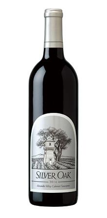 シルバー オーク カベルネソーヴィニヨン アレキサンダーヴァレー[2014] [ ワイン 赤ワイン カリフォルニアワイン ソノマ ]