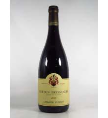■【お取寄せ】ポンソ コルトン ブレッサンド グラン クリュ[2015] [ ワイン 赤ワイン フランスワイン ブルゴーニュワイン ]