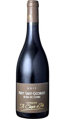 ■ お取寄せ 安い ドメーヌ アルノー ショパン ニュイ サン ジョルジュ レ ブルゴーニュワイン 2017 バ ワイン フランス 定価 赤ワイン ド コンブ