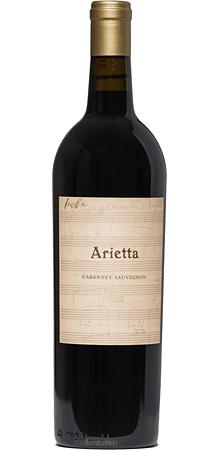 アリエッタ カベルネソーヴィニヨン [2014] [ ワイン 赤ワイン カリフォルニアワイン ナパバレー ナパヴァレー ]