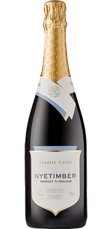 ナイティンバー クラシック キュヴェ マルチ ヴィンヤード[NV] [ ワイン スパークリングワイン イギリス イングランド南部 ]
