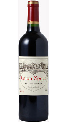 ■【お取寄せ】CH.カロン セギュール[2009] [ ワイン 赤ワイン フランス ボルドーワイン ]