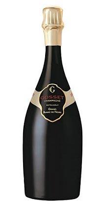 ゴッセ グラン ブラン ド ノワール エクストラ ブリュットNV GOSSET Gran Blanc de Noir Extra Brut NV