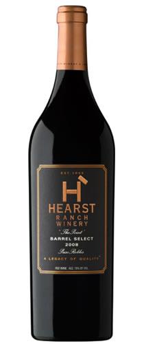 ハースト・ランチ・ワイナリー バレル・セレクト・レッド・キュヴェ・ザ・ポイント[2011]赤(750ml) Hearst Ranch Winery Barrel Select Red Cuvee The Point[2011]