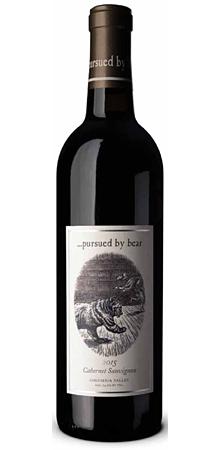 パースード バイ ベア カベルネソーヴィニヨン[2015] [ ワイン 赤ワイン ワシントンワイン コロンビアヴァレー ]