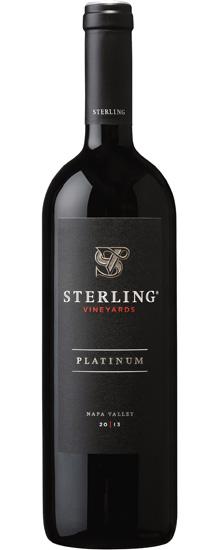 スターリング ヴィンヤーズ ナパヴァレー プラチナム カベルネソーヴィニヨン[2013]赤(750ml) Starling Vineyards Platinum Cabernet Sauvignon Napa Valley[2013]
