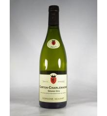 ■【お取寄せ】ニュダン コルトン シャルルマーニュ グラン クリュ[2017] [ ワイン 白ワイン フランス ブルゴーニュワイン ]