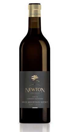 ニュートン シングル ヴィンヤード カベルネソーヴィニヨン スプリング マウンテン ディストリクト[2014] Newton Single Vineyard CabernetSauvignon Spring Mountain District[2014]