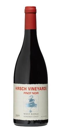 ハーシュ ヴィンヤーズ ウエスト リッジ ピノノワール[2013] Hirsch Vineyards West Ridge Pinot Noir [2013]