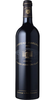 ■【お取寄せ】CH.マルゴー[2015] [ ワイン 赤ワイン フランス ボルドーワイン ]