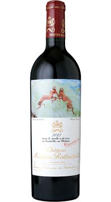 ■【お取寄せ】CH.ムートン ロートシルト[2012] [ ワイン 赤ワイン フランス ボルドーワイン ]