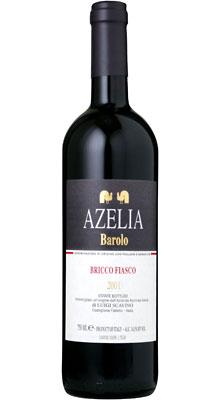■【お取寄せ】アゼリア バローロ ブリッコ フィアスコ[2001] [ ワイン 赤ワイン イタリアワイン ピエモンテ ]