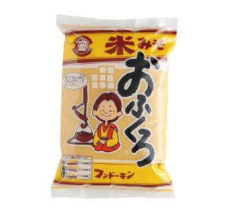 大分県臼杵市で生まれた九州のお味噌です おふくろ米みそ 超目玉 新色追加 1kg こめ味噌 フンドーキン醤油