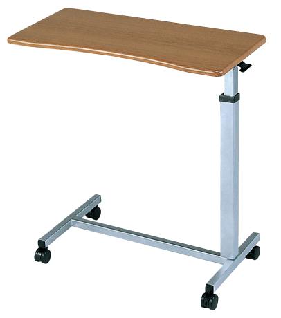 ベッドサイドテーブルSL 【No.710】・板ばねシリーズ/ 医療・介護・施設・自宅・ベッド用品・
