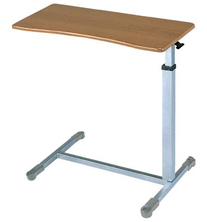 ベッドサイドテーブルSL2 【No.717】・板ばねシリーズ/ 医療・介護・施設・自宅・ベッド用品・