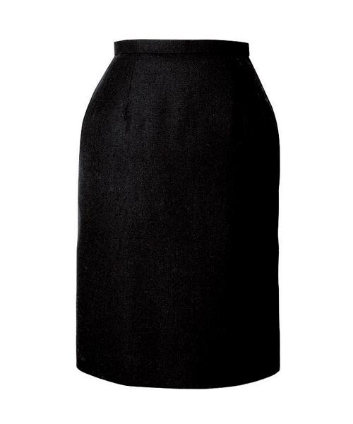 10点選び割引スカート ボトムス ビジネスウェア 事務服セミタイトスカート FS462E (5号~19号)フォーク (FOLK) お取寄せ