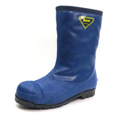 10点選び割引 安全靴 作業靴 セーフティシューズ 冷蔵庫長DX NR-021紺(30.0cm) シバタ工業 お取寄せ