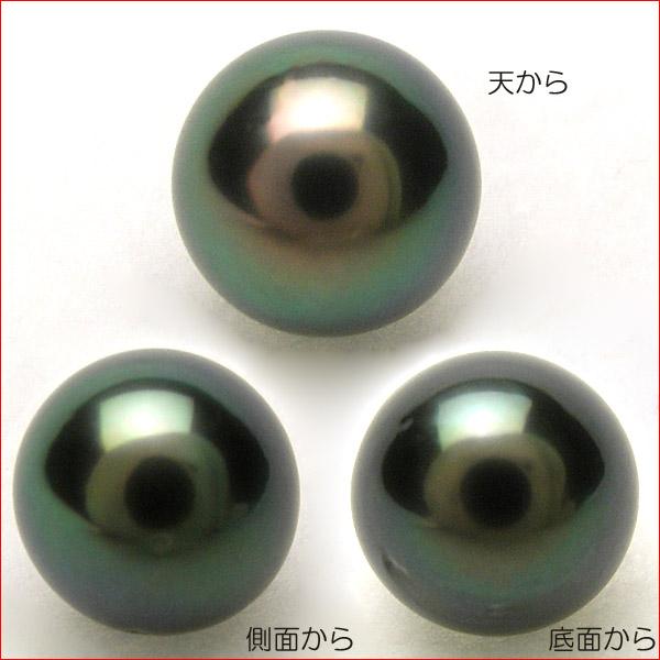 10.1ミリ タヒチ黒真珠 ルース 【tokai1106sale】