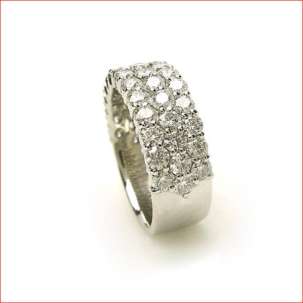 すべてハート&キューピッド エクセレントカットダイヤモンド プラチナダイヤモンドリング お届けまで約3週間です。