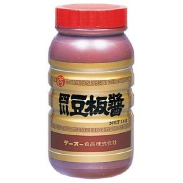 超激安特価 独自の製法で仕上げた麻婆豆腐の素です 即日出荷 テーオー食品 四川豆板醤 1kg