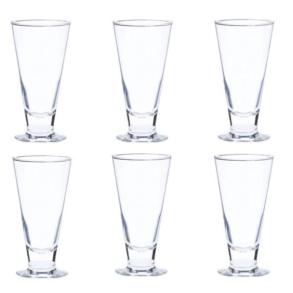 激安挑戦中 美しい透明度を保持したファインクリアー商品 東洋佐々木ガラス株式会社 ビールグラス 310mlピルスナー スーパーSALE セール期間限定 30803 日本製 食洗器対応 6個セット
