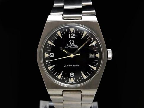 【USED】オメガ -OMEGA- シーマスター ミリタリー ヴィンテージ 自動巻き メンズ 桜新町 腕時計【Luxury Brand Selection】 【中古】