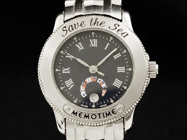 USED コルム - CORUM メモタイム SS クオーツ まとめ買い特価 腕時計 中古 売買 レディース