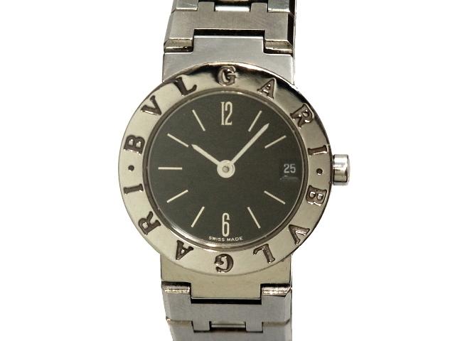 USED ブルガリ - BVLGARI 信憑 ブルガリブルガリ BB23SS クオーツ Luxury 売却 腕時計 Brand レディース Selection 中古 美品