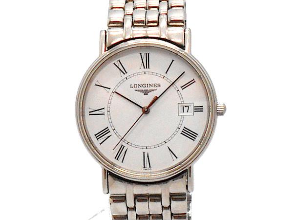 【USED】 ロンジン - LONGINES - グランドクラシック  L4.720.4 SS/SS クオーツ  メンズ 腕時計 【中古】