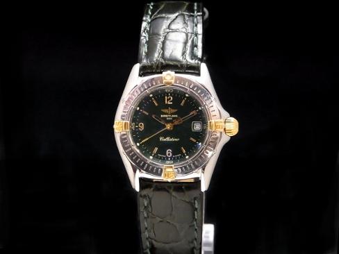 Breitling - BREITLING - Cristiano vigor 18KYG/SS / leather quartz women's Sakura-shinmachi
