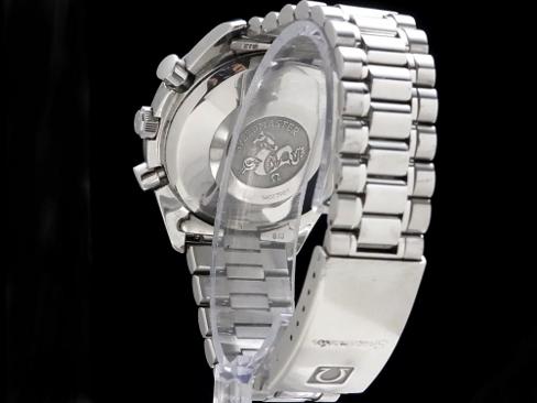 An omega-OMEGA-speed master date is rare! Panda model 3511.50 SS/SS self-winding watch men Sakurashimmachi