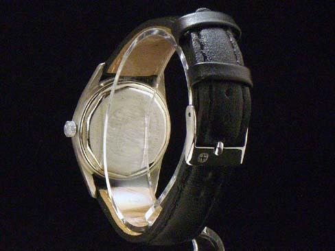 ファーブルルーバ - FAVRE LEUBA - sea King antique rolling by hand SS case / leather belt men
