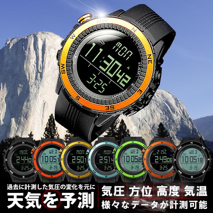 472490025c0745 楽天市場】ラドウェザー LAD WEATHER センサーマスター ブランド 腕時計 ...