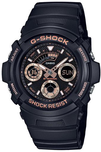 G-SHOCK アナログ AW-591BB-1AJF カシオ正規品 デジタルのNewコンビネーションモデル