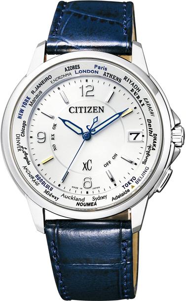 シチズン クロスシー CB1020-03B ANAコラボ限定 ティタニアライン ハッピーフライト エコドライブ 電波 CITIZEN レディース 腕時計 【&代引手数料込み】【レビューで7年保証】