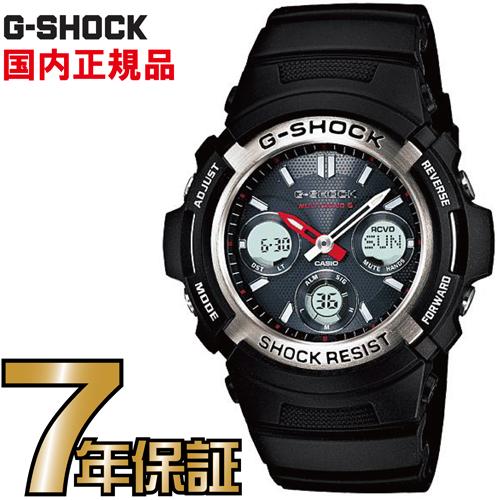 G-SHOCK Gショック AWG-M100-1AJF タフソーラー アナログ 電波時計 カシオ 電波 ソーラー 腕時計 電波腕時計 【国内正規品】 メンズ ソーラー電波時計 ジーショック 【送料無料】 電波 ソーラー TheG マルチバンド6 ソーラー腕時計
