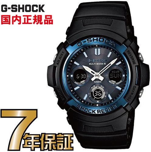 G-SHOCK Gショック AWG-M100A-1AJF アナログ 電波 ソーラー カシオ 国内正規品 メンズ ジーショック 【送料無料】