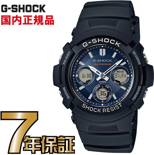 G-SHOCK Gショック AWG-M100SB-2AJF アナログ 電波 ソーラー カシオ 国内正規品 メンズ ジーショック 【送料無料】